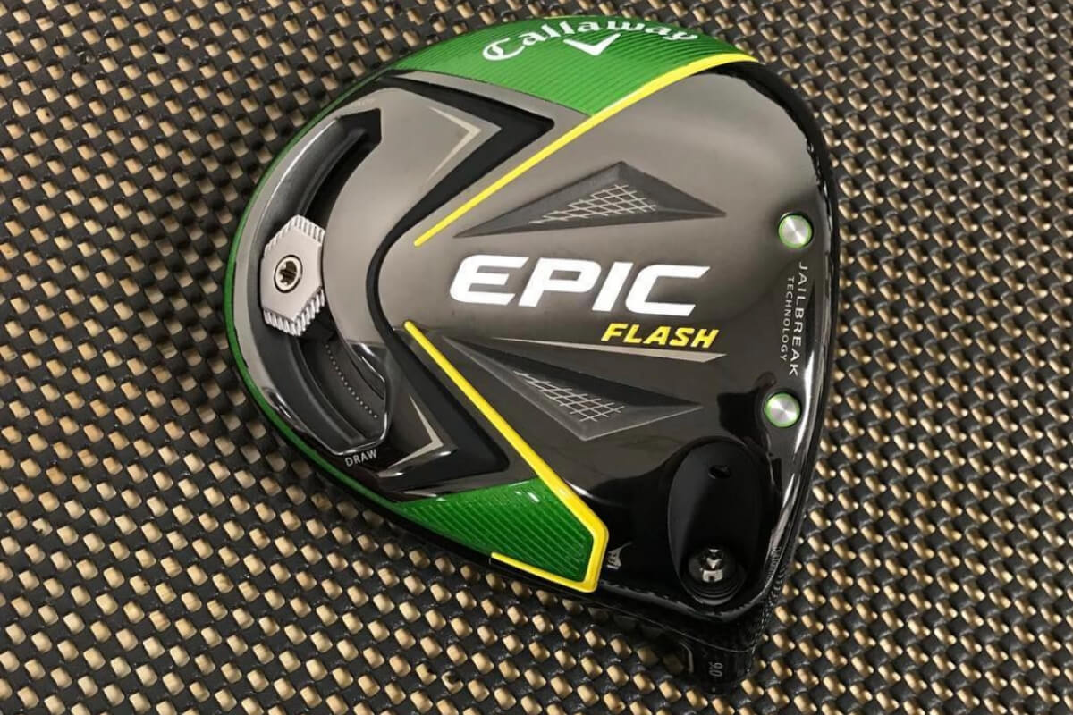 Callaway's New Epic Flash Driver Equipped with Artificial