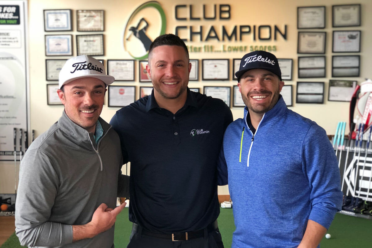 c0a061cc78 Golf Podcast 269: Jon Bock of Club Champion Answers Your Club Fitting  Questions