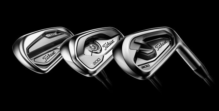 Titleist Debuts New T200 And T300 Irons 3 Golficity