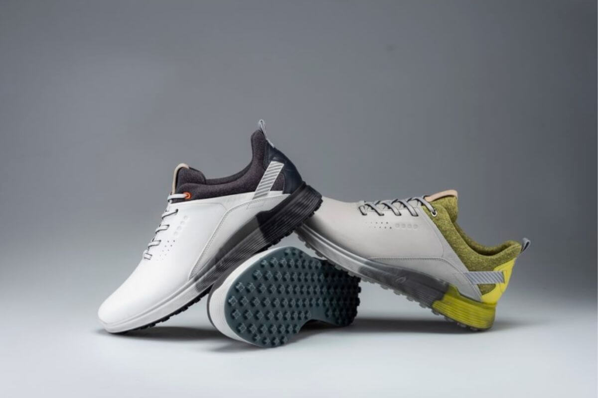 SPOTTED: The ECCO GOLF S-THREE Golf Shoe