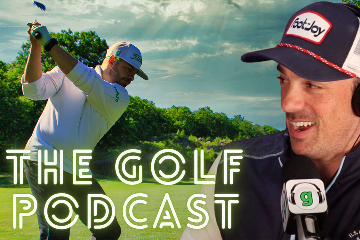 golficity.com - Golf Podcast 341: Using the Ground Effectively for a More Powerful Swing