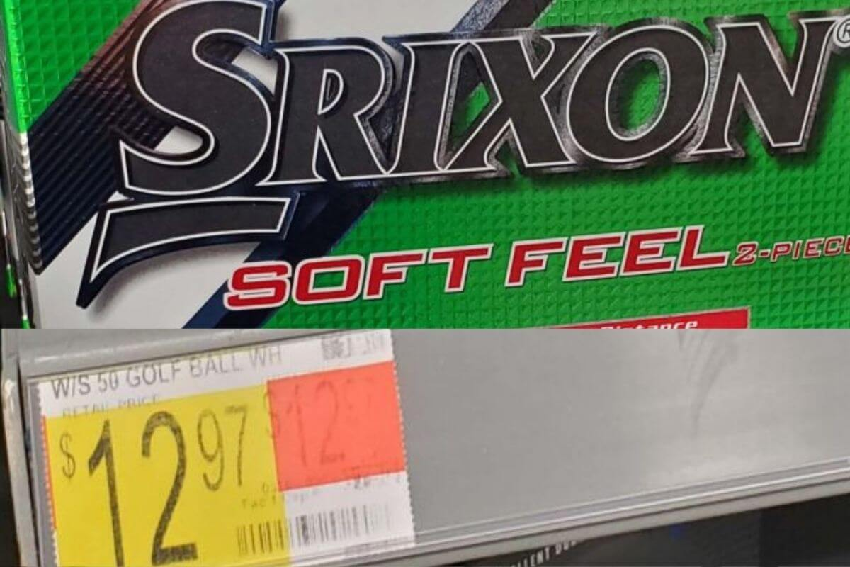 Diamonds In The Rough Srixon Golf Ball Price Steals And Deals