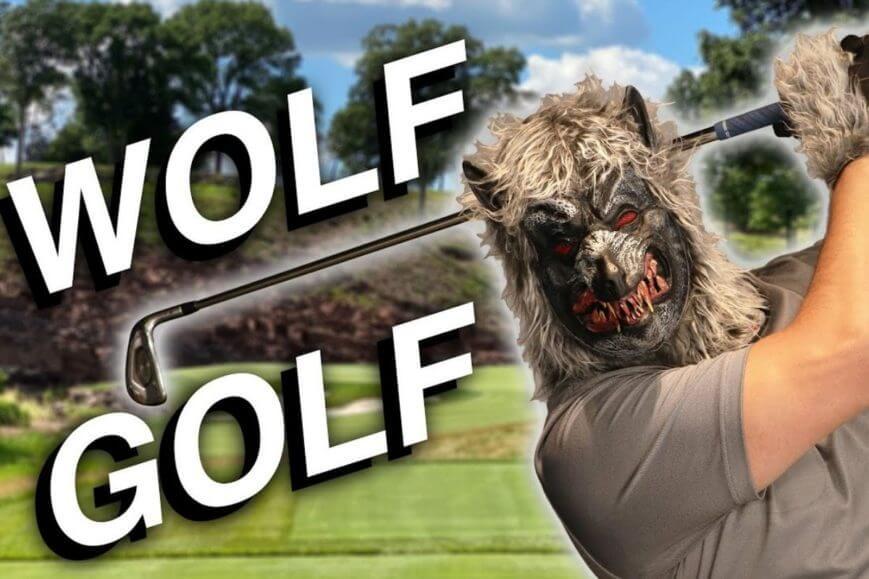 Wolf Golf Game